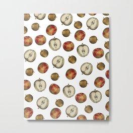 Apples Metal Print