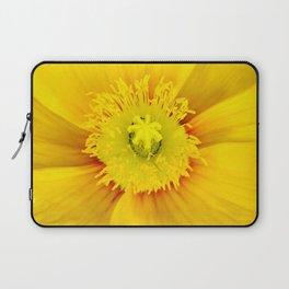 Iceland Poppy Laptop Sleeve