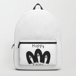 Happy faces Backpack