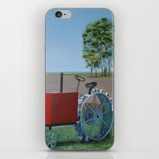 postman's choice iPhone & iPod Skin