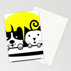 MY PETS 02 Stationery Cards