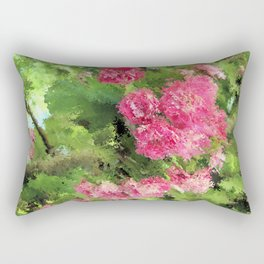 Romance á la Provence Rectangular Pillow