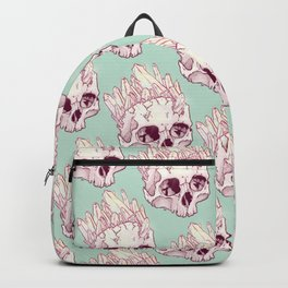 Skull No.2 // The Cristallized One Backpack