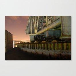 Finnieston Crane Canvas Print