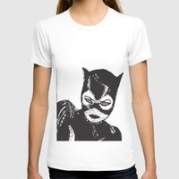 selena T-shirts featuring I Don't Know About You Miss Kitty But I'm Feeling...So Much Yummier. by Bri Sherwood