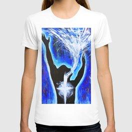 Holy Spirit Painting T-shirt