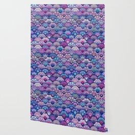 Bohemian Quilt Wallpaper