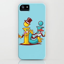 Í.J. iPhone Case
