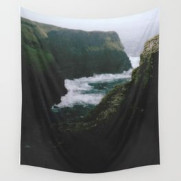 Analogue Cliffs Wall Tapestry