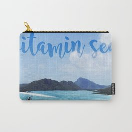 Vitamin Sea Carry-All Pouch