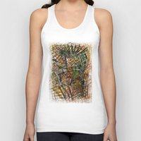 urban Tank Tops featuring urban by gasponce