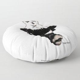 Riggo Monti Design #17 - Runway Panda Floor Pillow