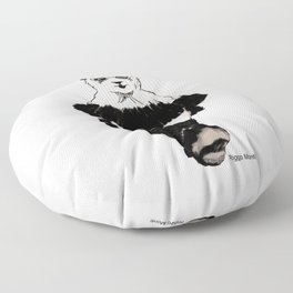 Riggo Monti Design #17 - Runway Panda Floor Pillow