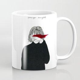 Strange Words, Stranger Thoughts Coffee Mug