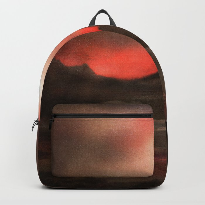 Passion in the sky Backpack