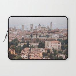 Bergamo cityscape Laptop Sleeve