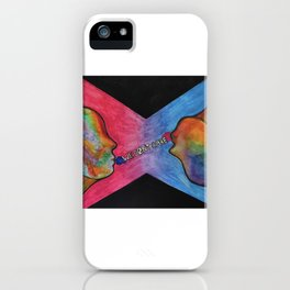 The Acts of Love iPhone Case