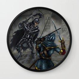 Death Knight Wall Clock