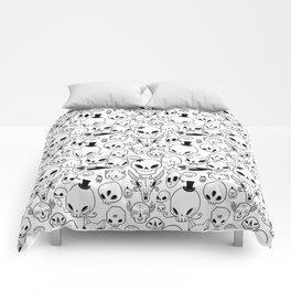 Skulls Comforters