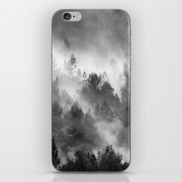 Foggy morning. M iPhone Skin