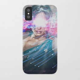 Leaper (time traveller) iPhone Case
