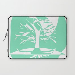 Carnival Glass Tree Of Life Laptop Sleeve
