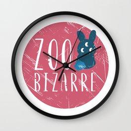 Zoo Bizarre Wall Clock