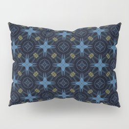 The glow of the night Pillow Sham