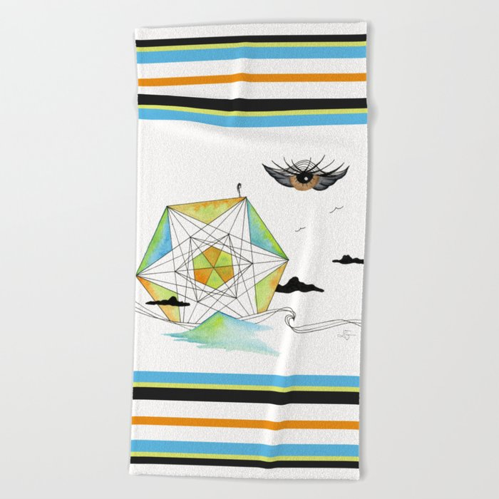0106 Beach Towel