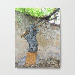 Nu(tree)tion Metal Print