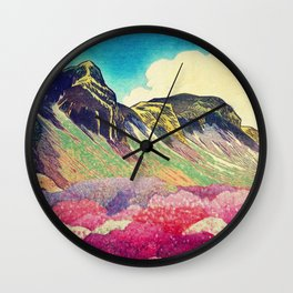 Walk towards Manayama Wall Clock