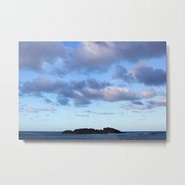 Dominican Republic Metal Print