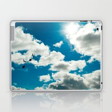Clouds Song Laptop & iPad Skin