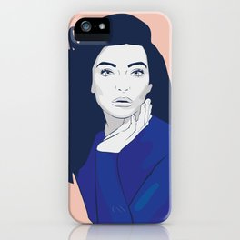 Lorde iPhone Case