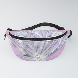 Flower | Pink Chive Floral | Nadia Bonello Fanny Pack