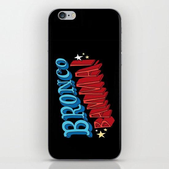 Bronco Bamma! iPhone & iPod Skin