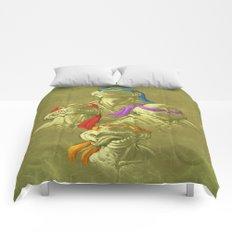 THE BROTHERHOOD Comforters