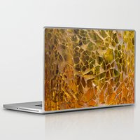glass Laptop & iPad Skins featuring Glass by Veronika