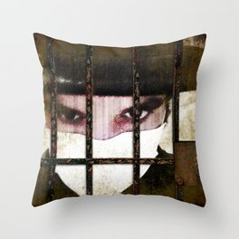 The Quarantine Sessions Number 5 Throw Pillow