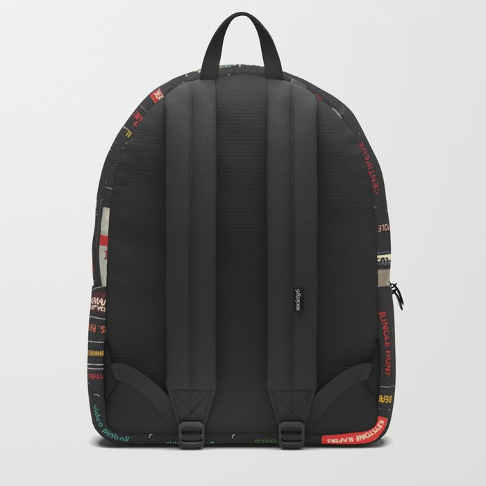 Games Backpack