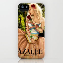Azalée  iPhone Case