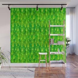 Radioactive Slime Wall Mural