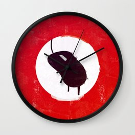 Console peasant bow down to the pc gaming master race Wall Clock