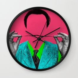 Rosado Electrico Wall Clock