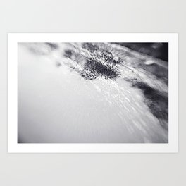 STREETS OF WATER PHOTOGRAPH Art Print