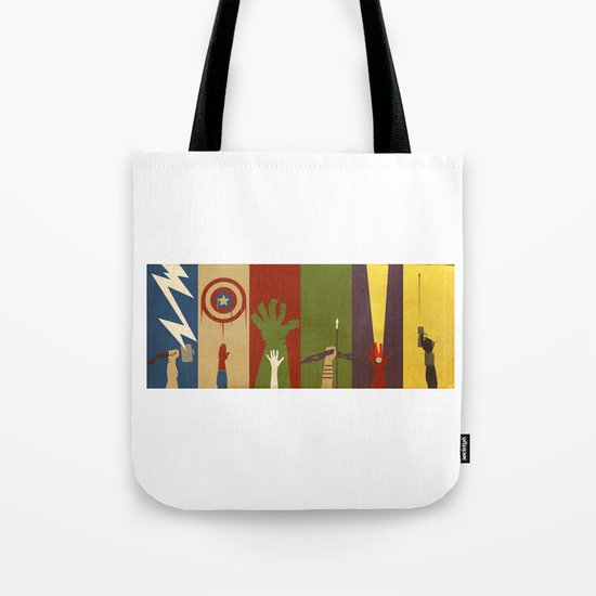Assemble Tote Bag