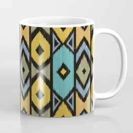 Wood Boho 9 Coffee Mug