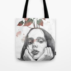 Friday nostalgia, watercolor Tote Bag