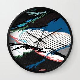 ※ Stormy Mountain ※ Wall Clock