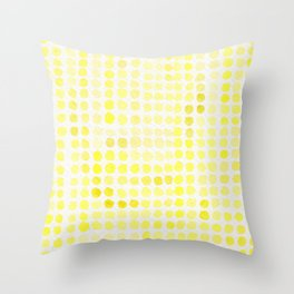 #36. ASHLEY - Dots Throw Pillow